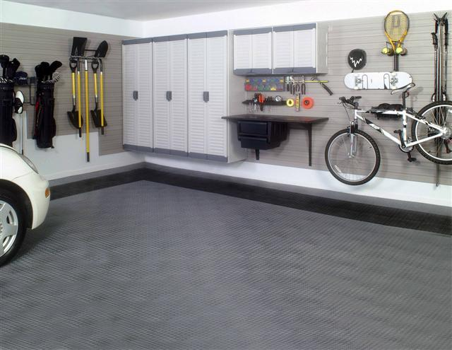 See storewall in action for How to clean concrete garage